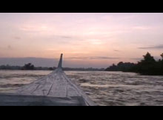 Laos: A Fall in the River